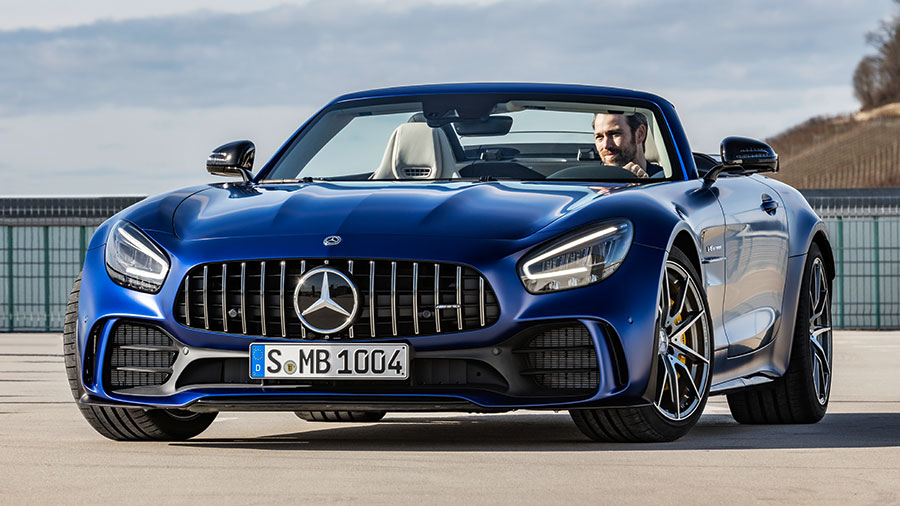 REVISTA DIGITAL: Mercedes – AMG Descontinúa el GT Roadster